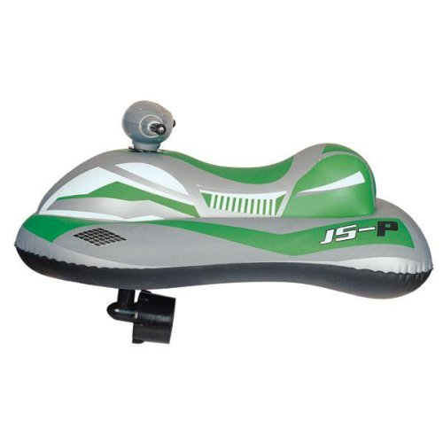 Unusual Items Battery Operated Inflatable Kids Jet Ski