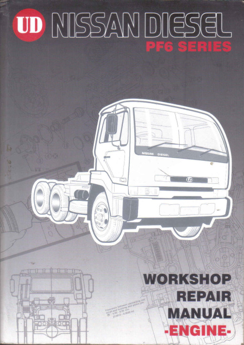 Nissan Pf6 Engine Manual
