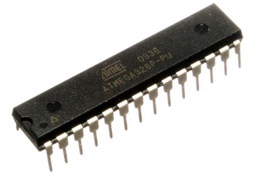 5Pcs new ATMEGA328P-PU DIP-28 microcontroller WR