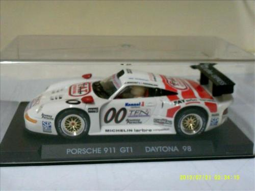 cars 132 scale fly slot car porsche 911 gt1 daytona 98 was listed for on 9 jan at 13. Black Bedroom Furniture Sets. Home Design Ideas