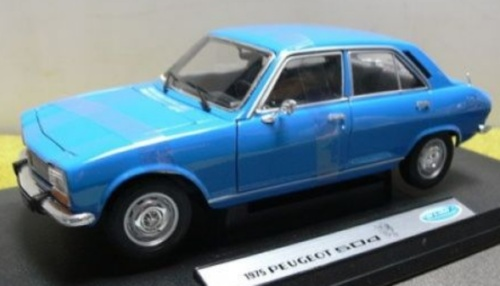 Models Peugeot 504 1975 New Boxed Free Delivery Ex Sa Stock 8028