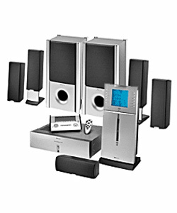 hi fi systems nakamichi sound space 10 home theater system sold for new 3. Black Bedroom Furniture Sets. Home Design Ideas