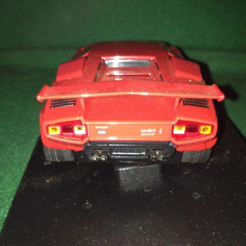 cars autoart lamborghini countach 500s red boxed 1 32 scale was listed fo. Black Bedroom Furniture Sets. Home Design Ideas