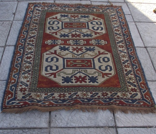 HAND WOVEN PERSIAN RUG Was Sold For R1