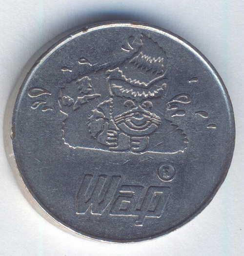 WAP Waschbar car wash token - 53520