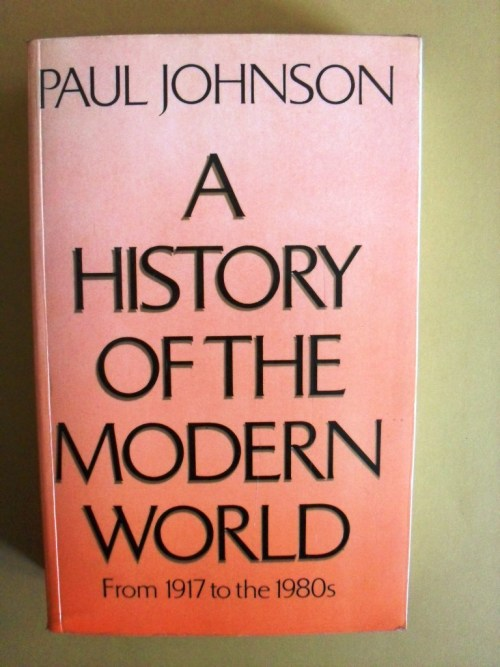 paul johnson a history of the modern world pdf