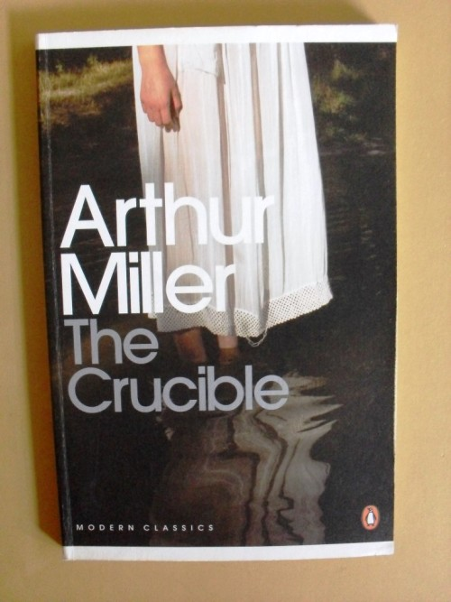an analysis of the novel the crucible a play by arthur miller The crucible is a play by arthur miller the crucible study guide contains a biography of arthur miller, literature essays, quiz questions, major themes, characters, and a full summary and analysis.