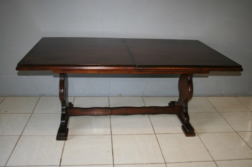 Tables a stunning large 6 to 8 seater imbuia extendable for 12 seater dining table south africa