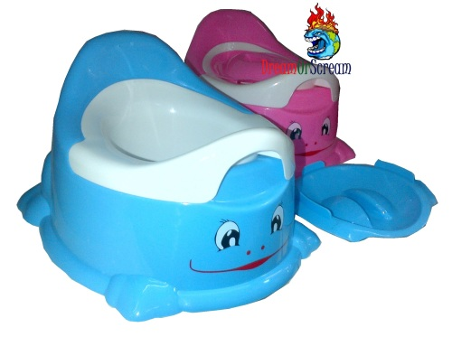 Potties Amp Trainer Seats Small Smiley Face Design Potty