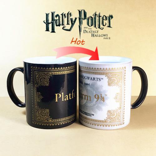 Potter 9 Heat Harry Reveal Cup Platform 34 kPXZiu
