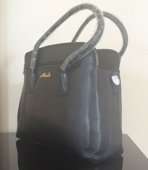 Free Courier Genuine Leather Handbag
