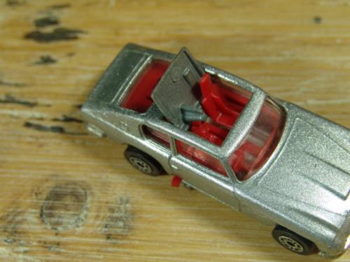 Collectable Cars - Two Vintage die cast Corgi Juniors - James Bond ...
