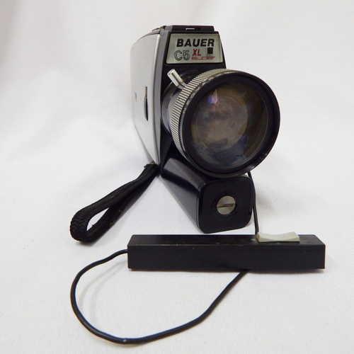 Bauer C5 XL Super video camera