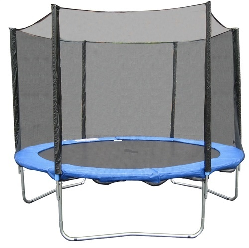 ZoolPro Trampoline W/ Safety Net