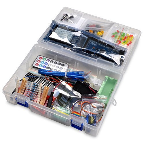 Electronic components arduino monster training kit with