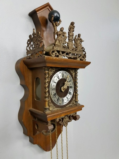 Cuckoo Amp Wall Clocks A Magnificent Zaandam Zaanse Dutch