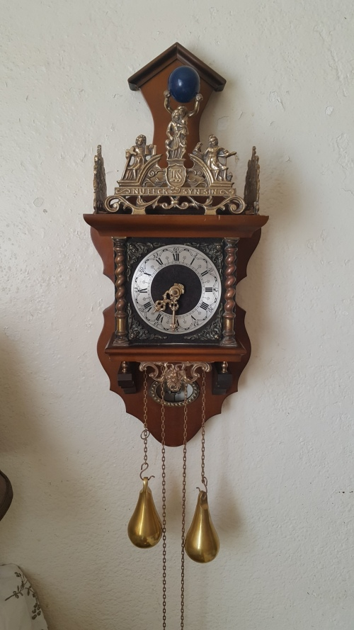 Cuckoo Amp Wall Clocks Zaandam Zaanse Antique Wall Clock