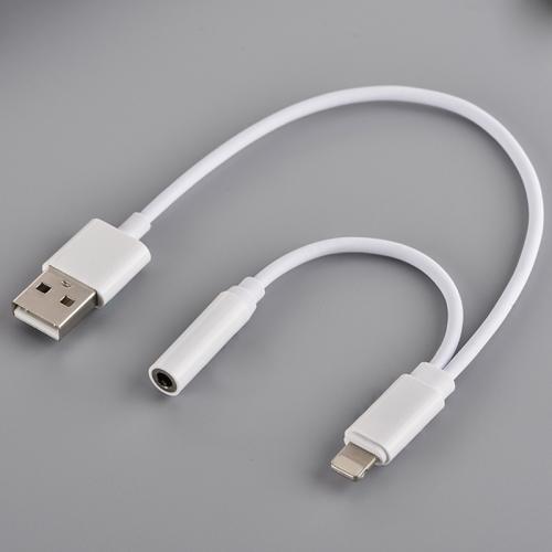 Cables & Adaptors - Apple iPhone 7/iPhone7 Plus 2 in 1