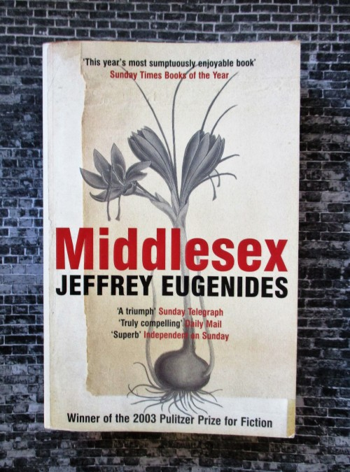 middlesex by jeffrey eugenides Buy a cheap copy of middlesex book by jeffrey eugenides i was born twice: first, as a baby girl, on a remarkably smogless detroit day in january of 1960 and then again, as a teenage boy, in an emergency room near.