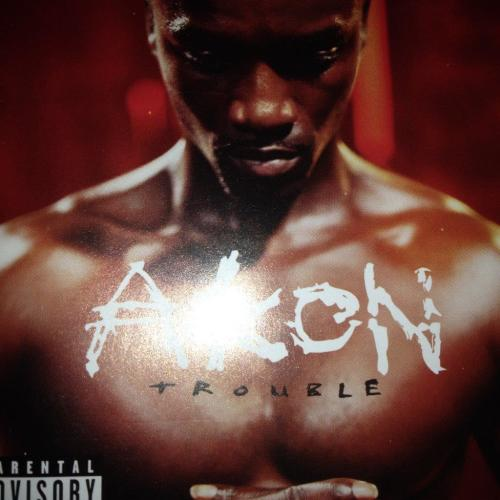 Akon Trouble Vinyl Lp Album At Discogs - Www imagez co