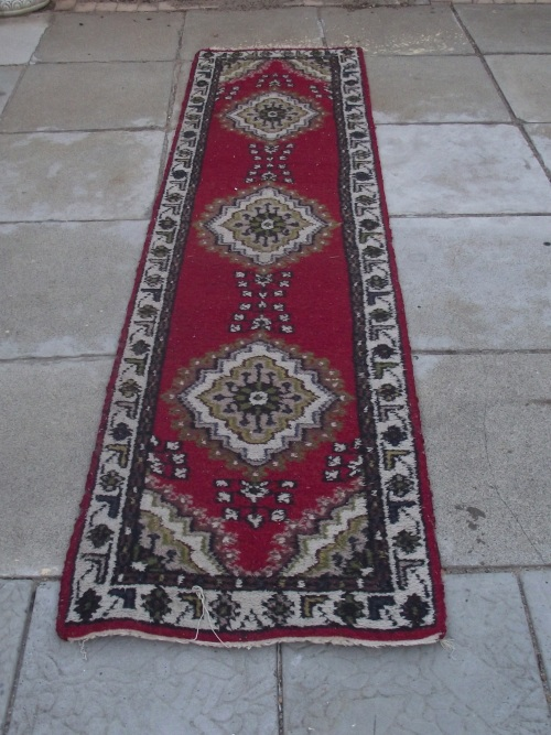 Rugs Amp Carpets Hand Woven Persian Runner Was Sold For