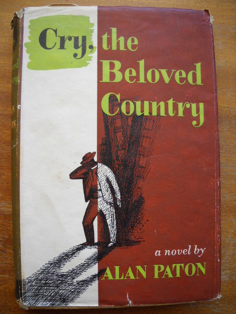 the rebuilding of africa in cry the beloved country by alan paton
