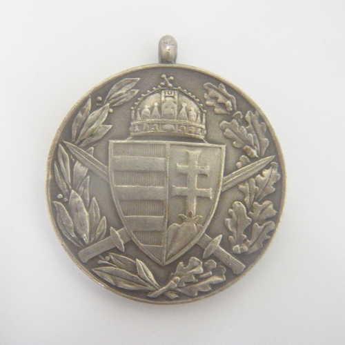 German Austro-Hungarian WW1 Pro DEO ET PATRIA 1914-1918 medal