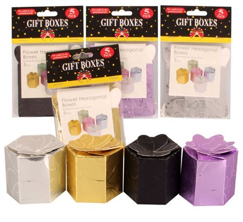 Wedding Gift Boxes Cape Town : Wedding Favours & GiftsGift Box 55x55x50mm, Pack of 25 in Purple ...
