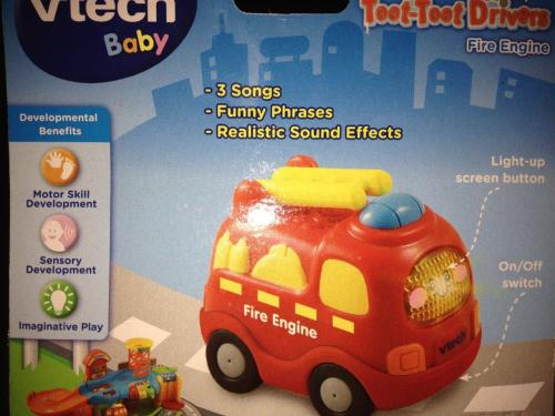 Cars, Trucks & Vehicles - Vtech Baby - Toot Toot Drivers