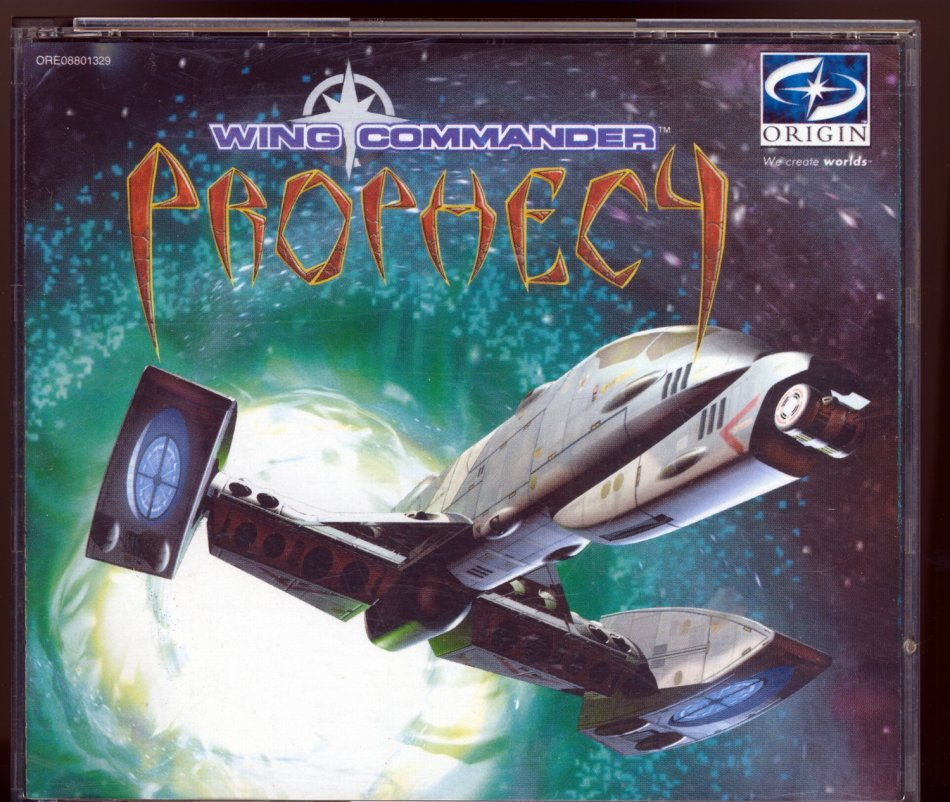 Games wing commander prophecy pc 3 cd set was listed for for Wing commander prophecy