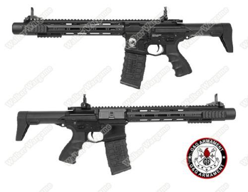 G&G Honey Badger L PDW15-AR Full Metal AEG Rifle With Mosfet Airsoft Gun
