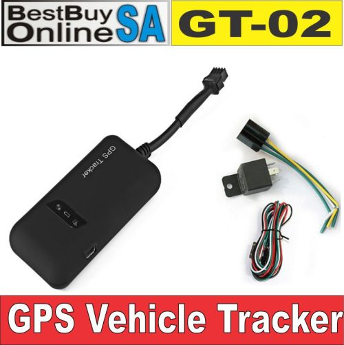 car alarms gt 02 gps vehicle tracker local stock live tracking was sold for on 10. Black Bedroom Furniture Sets. Home Design Ideas