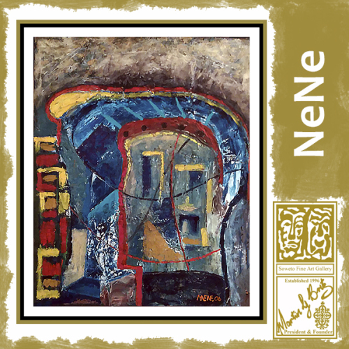 Paintings michael nene award winning best selling for Best way to sell art prints