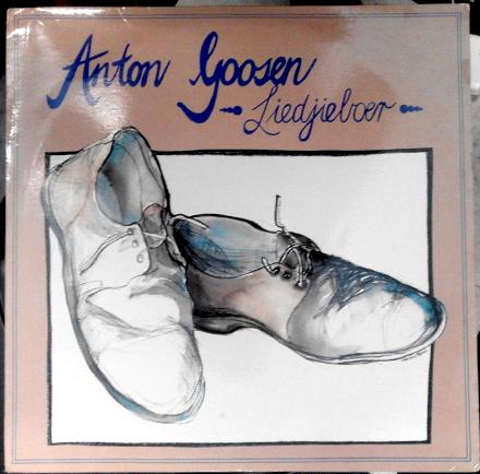 Classic Rock Anton Goosen Liedjieboer Vinyl Lp