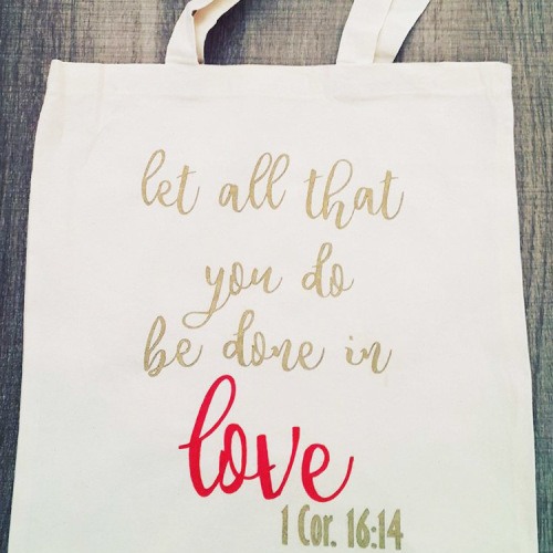 ... Gifts - Personalised Cotton Tote Bags for sale in Cape Town (ID
