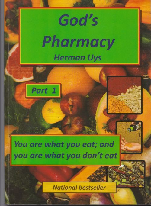 Health mind body god 39 s pharmacy part 1 by herman uys was listed for on 17 jun at for God s garden pharmacy