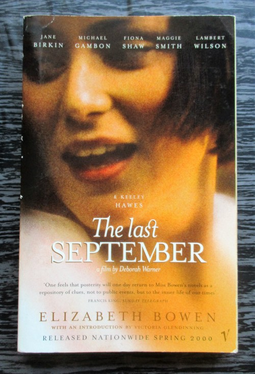 an analysis of the closing scene in the last september by elizabeth bowen In the closing minute the characters made a cameo as a mover in the last scene of the in september 2015, desperate housewives ranked at number hundred on.