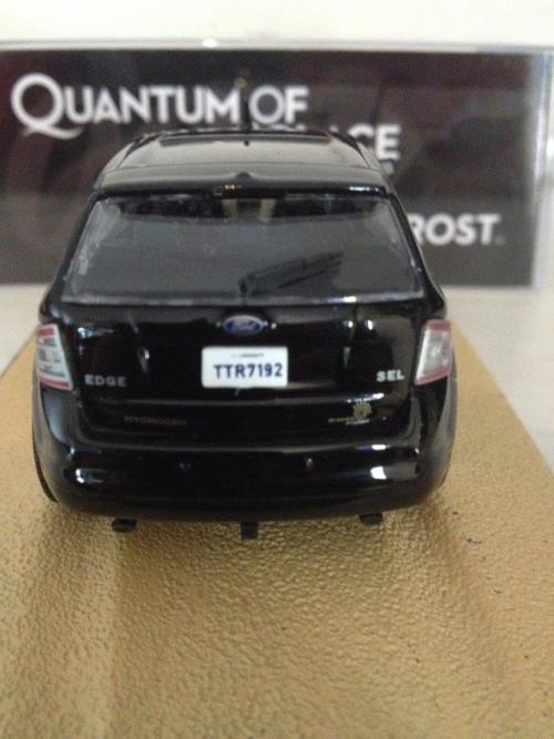 Ford Edge Quantum Of Solace James Bond Car Collection No  Scale Cast