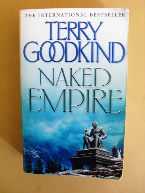 Terry Goodkind Lot of 11 Sword of Truth Series (4 Hardcover/7 Paperback)
