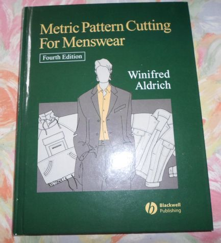 Crafts hobbies metric pattern cutting for menswear winifred metric pattern cutting for menswear winifred aldrich fandeluxe Images