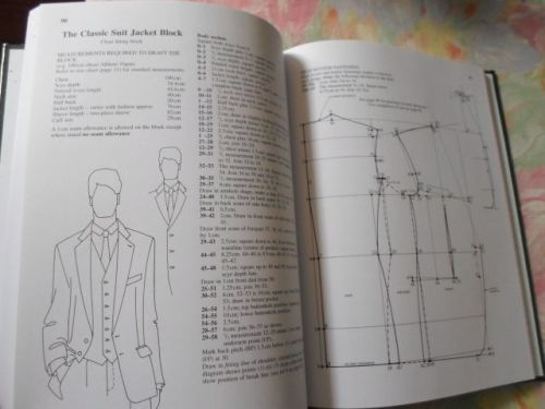 Crafts hobbies metric pattern cutting for menswear winifred metric pattern cutting for menswear winifred aldrich fourth edition fandeluxe Images