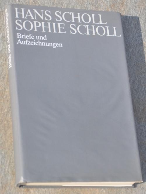 Briefe Von Sophie Scholl : German books hans scholl sophie briefe und