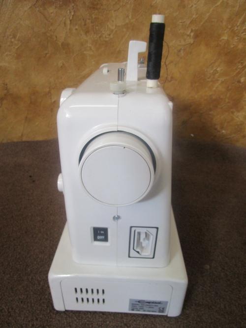 Empisal Em-250 Delux Sewing Machine Manual