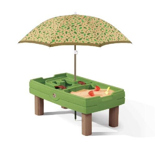 sand water toys all in one sand and water activity table with umbrella was listed for r2 699. Black Bedroom Furniture Sets. Home Design Ideas