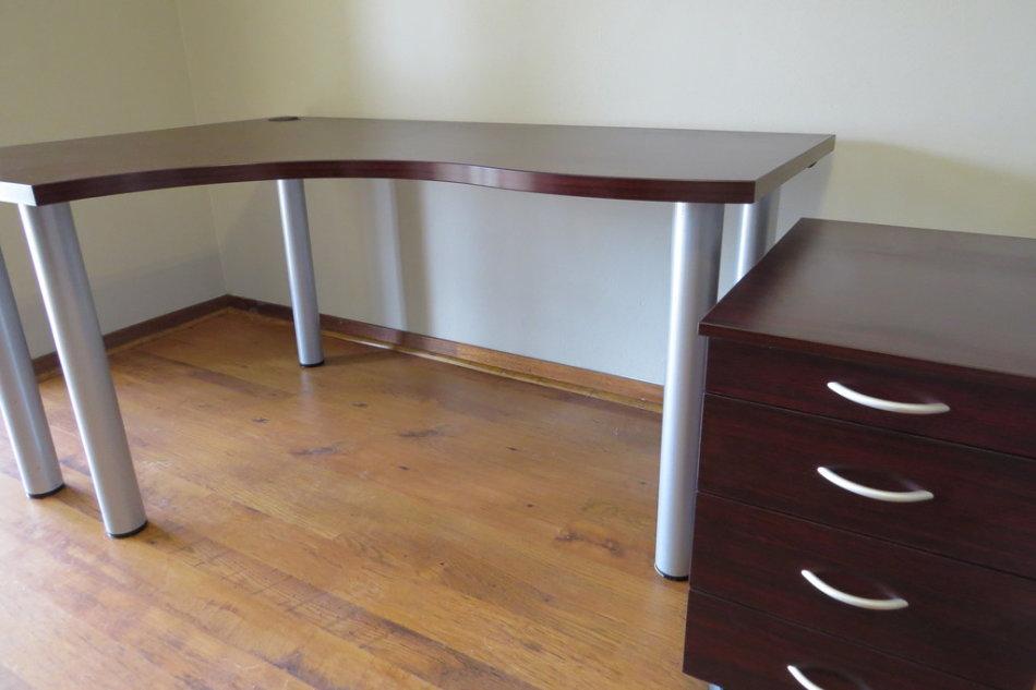 Desk And Credenza Home Office Ashland Home Office Credenza Desk Value City Furniture Home