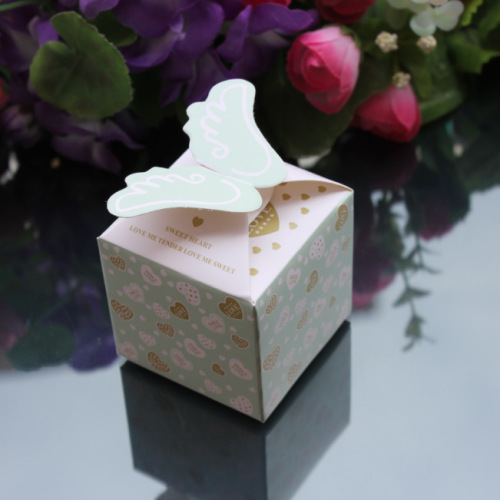 ... Wedding favor box--mint color for love for sale in Pretoria / Tshwane