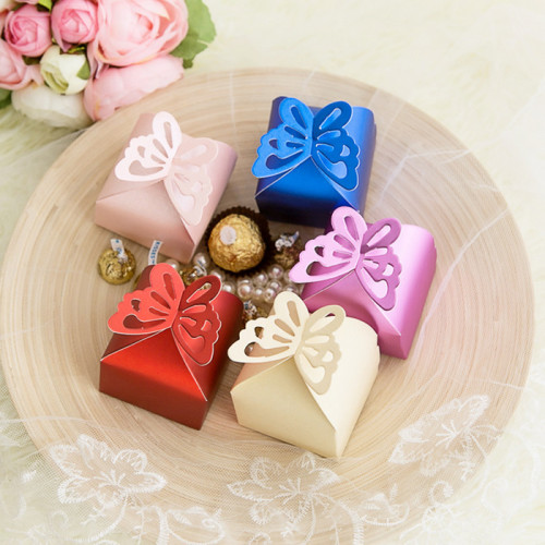 ... Wedding favor box--butterflies cutting box for sale in Pretoria