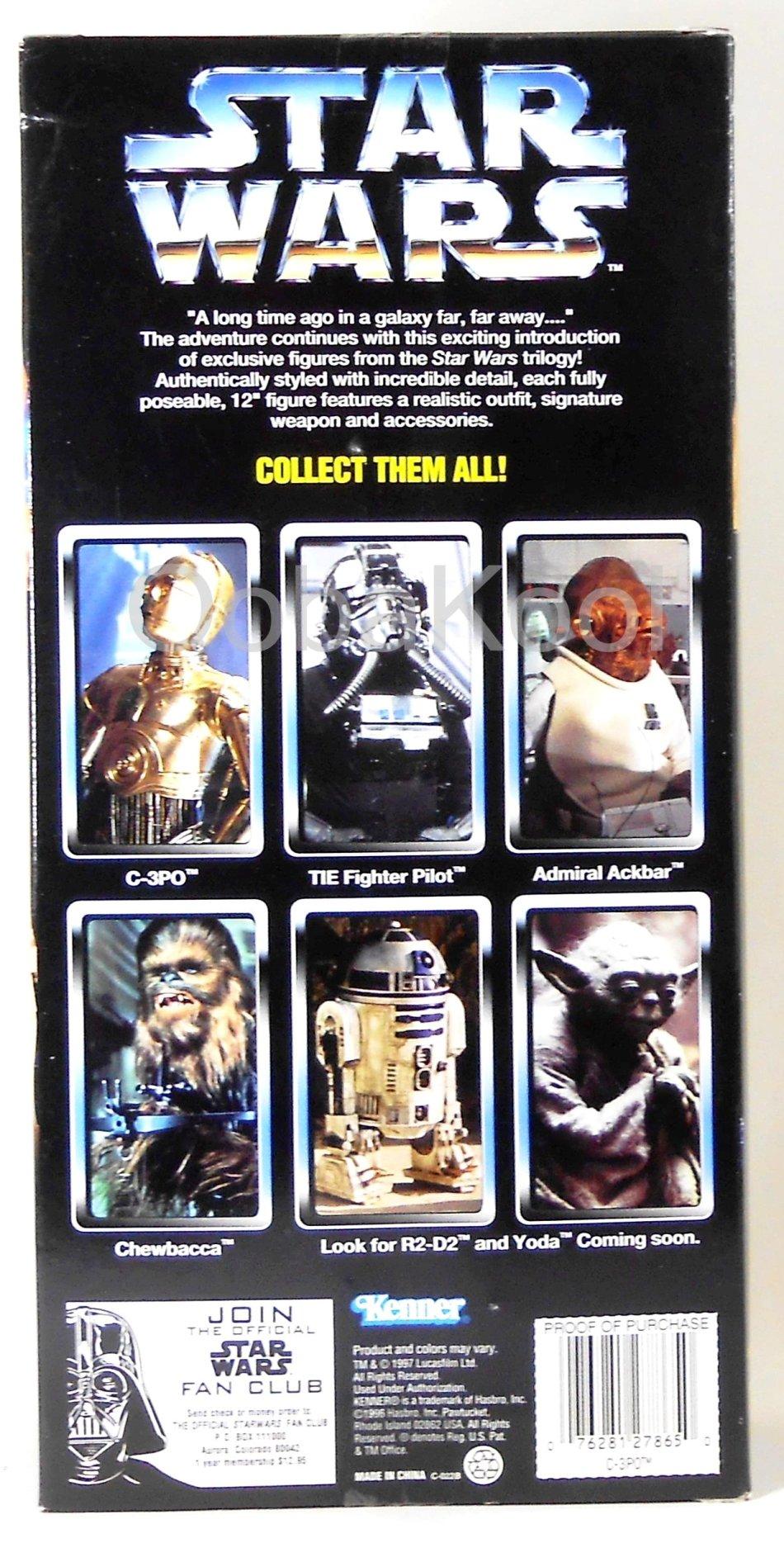 TV, film Videospil - Star Wars C-3PO 1997 Kenner-1100