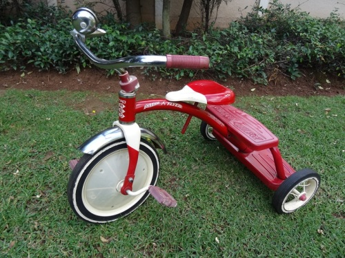 Tricycles Vintage Retro Radio Flyer Buddy Tricycle Was