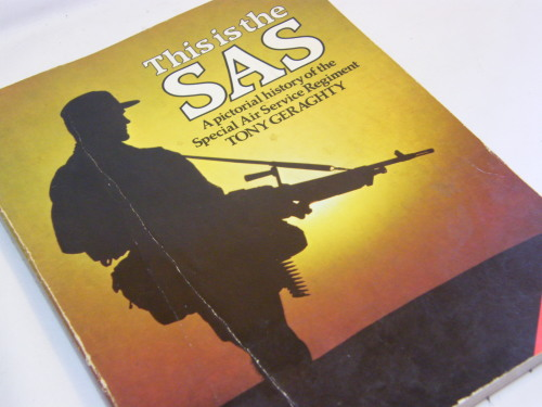This is the S.A.S.: Pictorial History of the Special Air Service Regiment